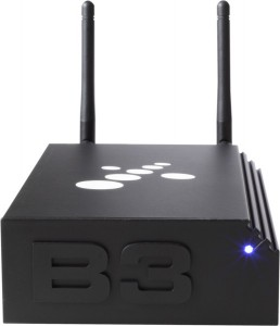 B3 with WLAN
